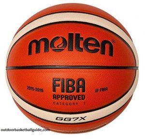 NEW Molten GG7X Basketball (BGG7X)