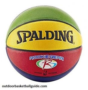 Spalding Rookie Gear Indoor and Outdoor Youth Basketball