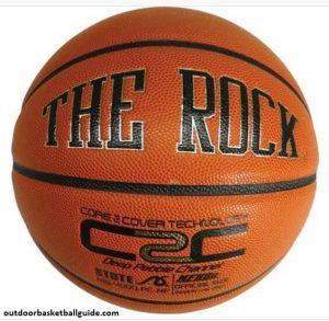 The Rock- Basketball - Official Men's