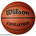 Wilson Replica NCAA Game Basketball