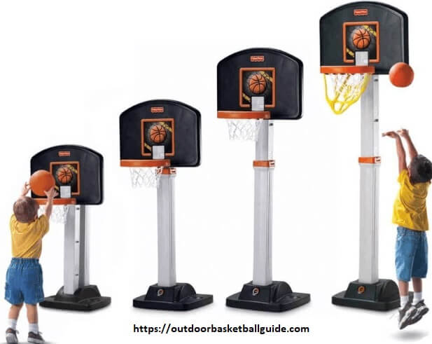 best basketball hoops for toddlers