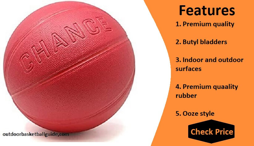 Chance Premium Indoor and Outdoor Basketball
