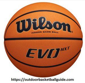 Wilson Evo NXT Indoor Game Basketball