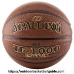 Spalding TF-1000 Classic ZK Indoor Game Basketball