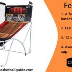Best indoor Basketball Hoops Advanced Arcade games Reviews 2021