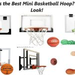 Top hanging Best Mini Basketball hoops for Over-the-Door 2021