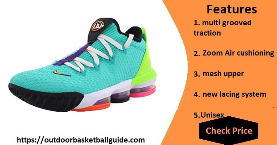 Nike Lebron 16 Low Unisex Shoes