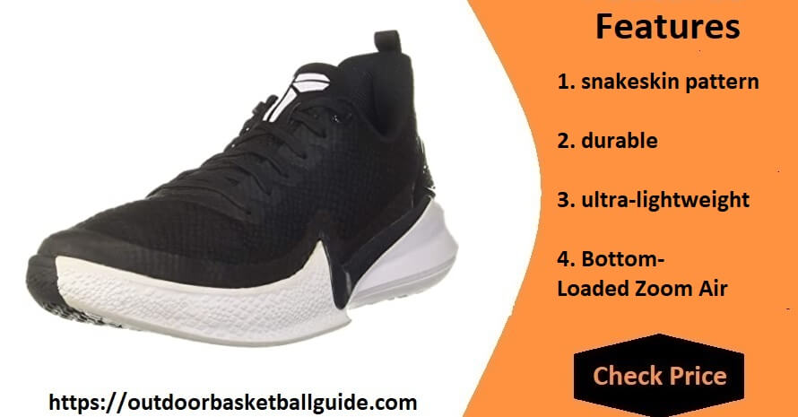 Nike Men's Kobe Mamba Focus Basketball Shoe