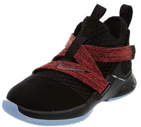nike's lebron soldier 12