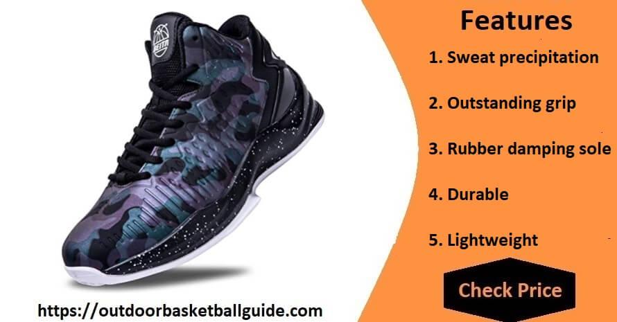Beita High Upper - Best Basketball Shoes