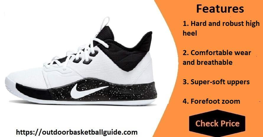 Nike PG 3 Tb Paul George Basketball Shoes