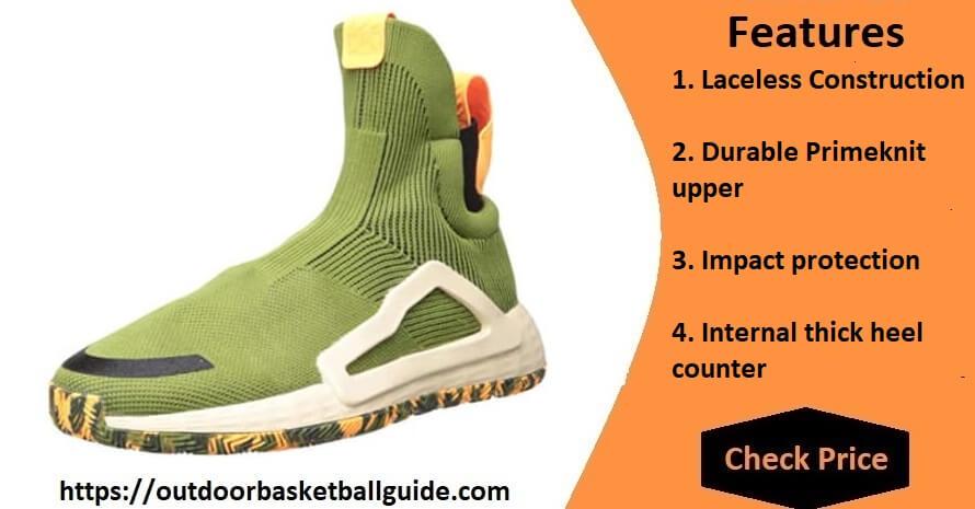 Adidas Men's N3xt L3v3l Basketball Shoe