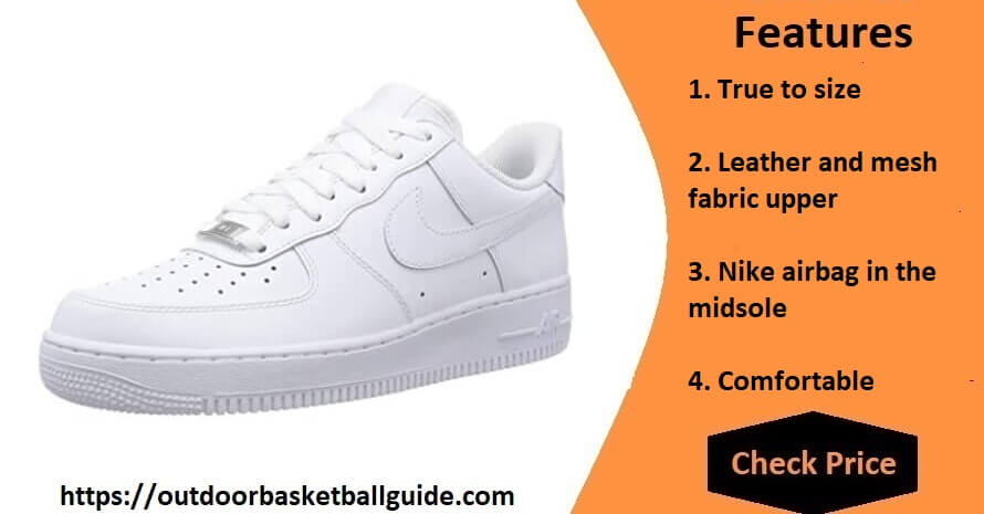 Nike Air Force 1 Basketball Shoe