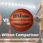 Spalding vs Wilson Basketball - Tested Performance of Both 2021