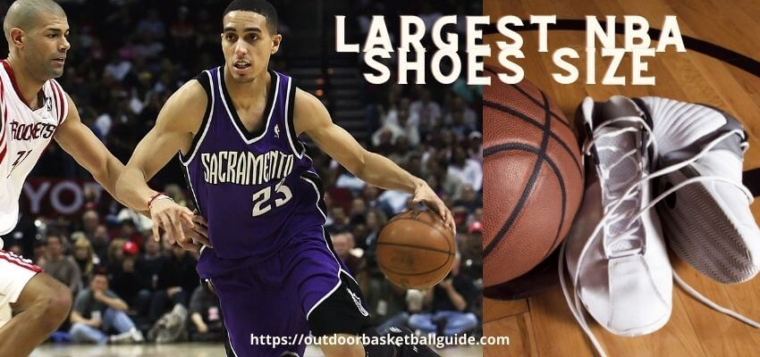 NBA Players Shoe Size: Largest & Smallest Shoes Size in NBA